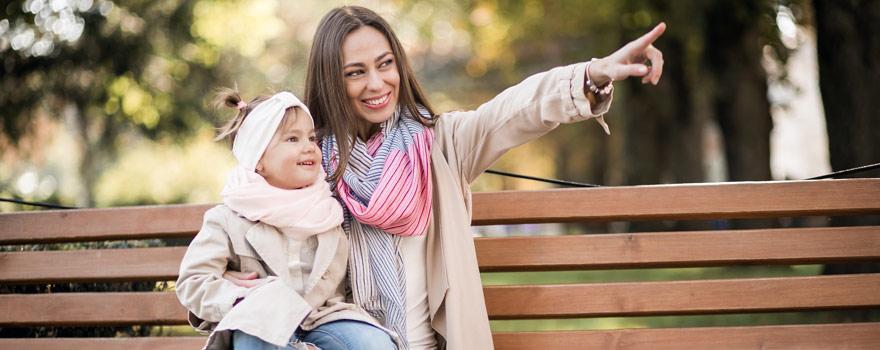 Çocuğun Bakıcısıyla ilk Tanışması