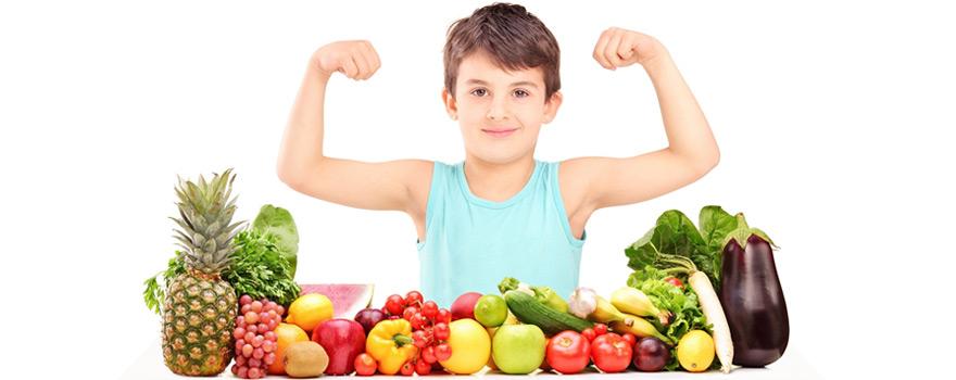 Çocuklarda doğru beslenmenin önemi - Çocuk Bakıcısı