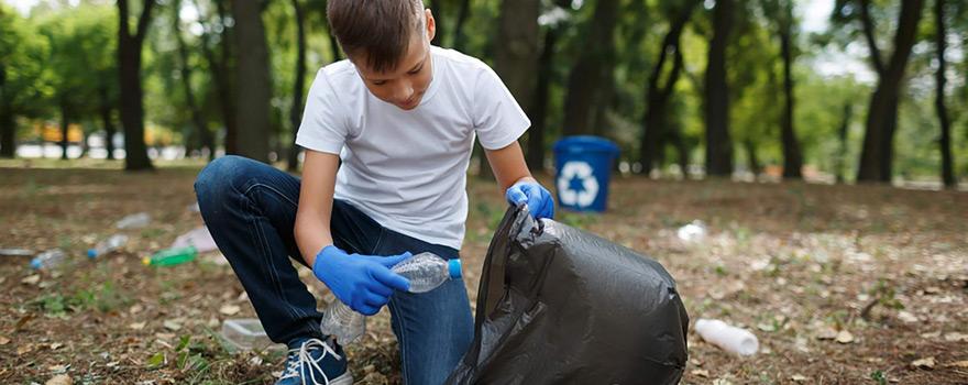 Çocuklarda Çevre Temizliği Eğitimi