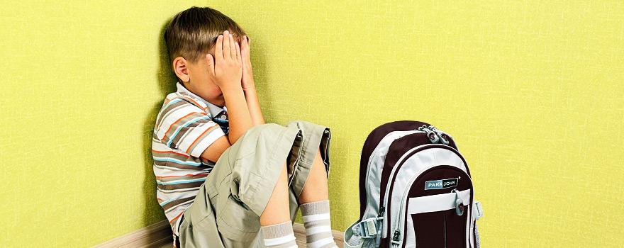 Çocukların Okul Korkusu