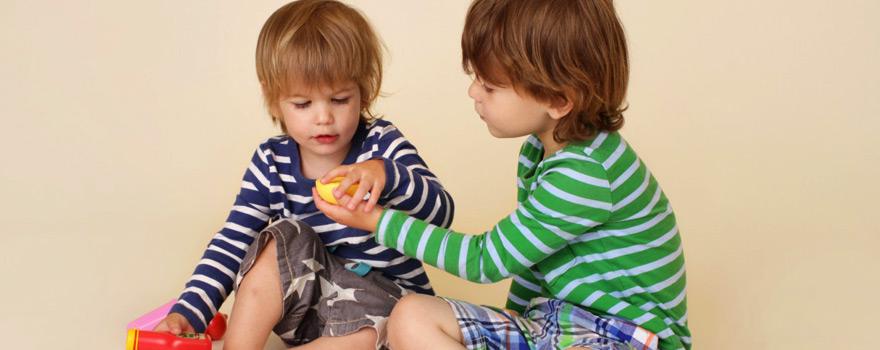 Çocuklara Paylaşmayı Öğretmek İçin 8 Öneri !