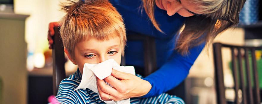 Çocuklarda üst solunum yolu enfeksiyonlarını önlemenin 5 önemli yolu