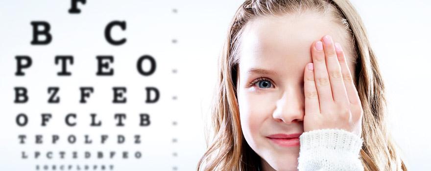 Çocuklarda yaygın görülen göz hastalıkları