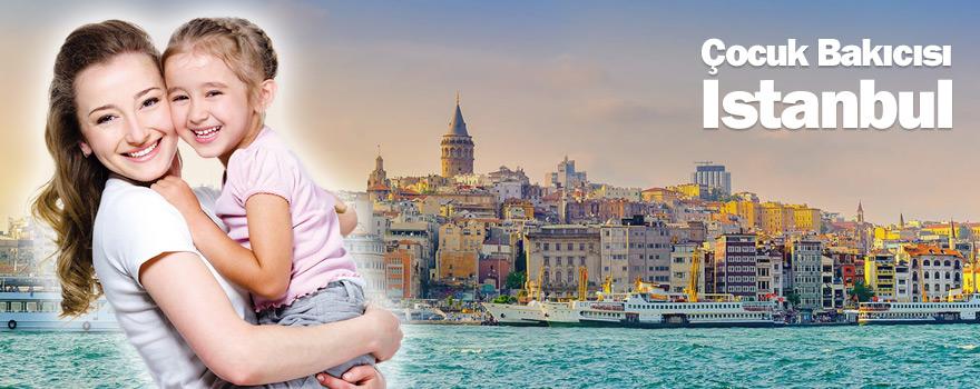 Çocuk Bakıcısı istanbul