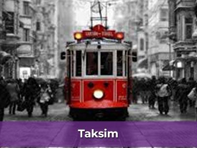 Taksim Çocuk Bakıcısı