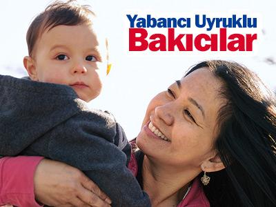 Azeri Çocuk Bakıcısı