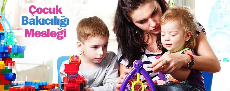 Çocuk bakıcılığı mesleği