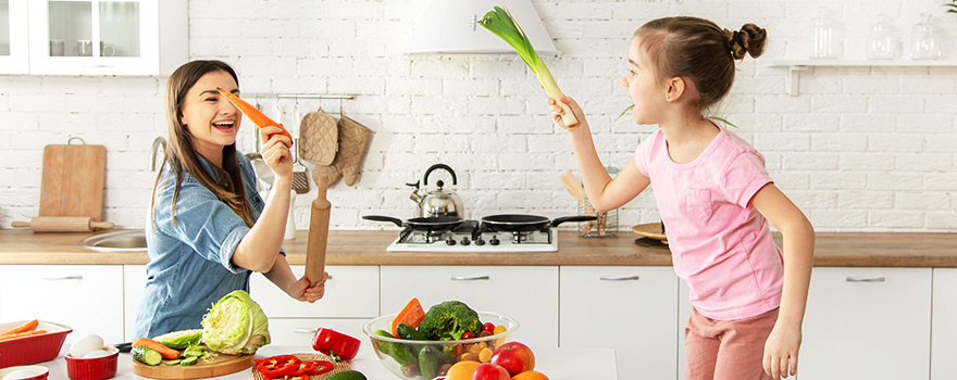 Çocukların sağlıklı ve dengeli beslenmeleri için öneriler