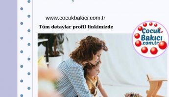 Anadolu Yakası Yatılı Çocuk Bakıcısı